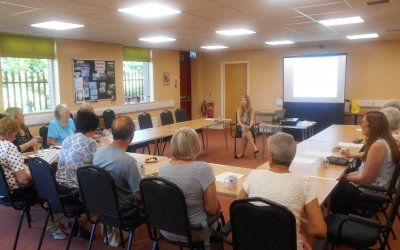 Eating and Swallowing Changes (Dysphagia) in Dementia sessions